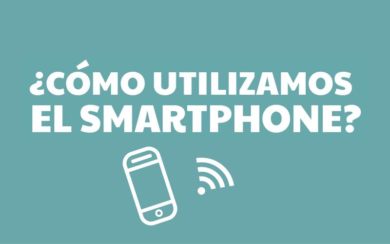 ¿Cómo se comportan los usuarios de SmartPhone?