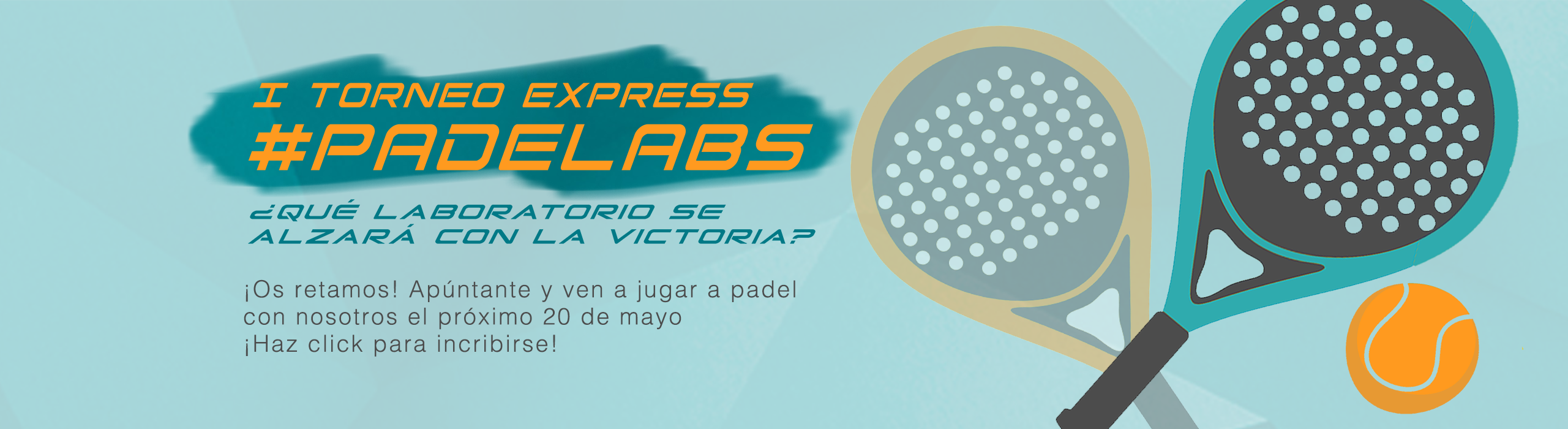 OHStrategy - I Torneo Express de Padel #PadeLabs